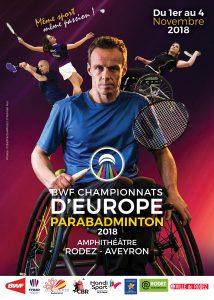 Nos diablotins aux Championnat d'Europe Parabad 2018