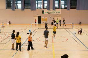 Badminton Chez Soi Hélas