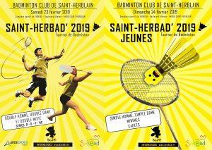 APPEL BENEVOLAT – Tournois SaintHerbad'